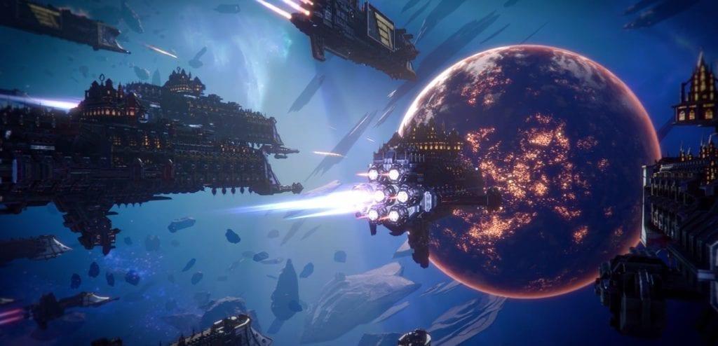 Warhammer 40k Battlefleet Gothic Armada 2 Review Imperium