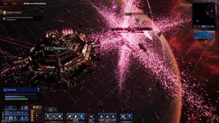 Warhammer 40k Battlefleet Gothic Armada 2 Review Phalanx Cadia Prologue