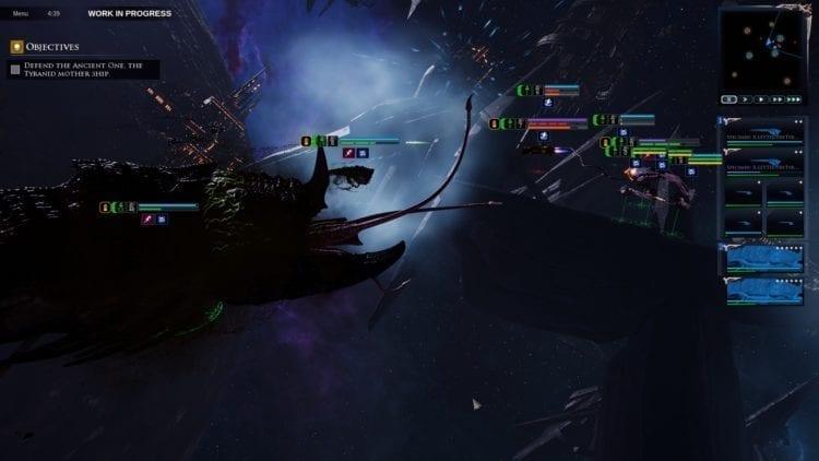 Warhammer 40k Battlefleet Gothic Armada 2 Review Tyranids