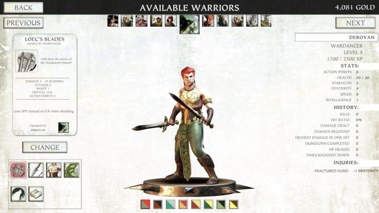 Warhammer Quest 2 The End Times Pc Guide Tips Best Class Hero Comparison Derovan Wardancer