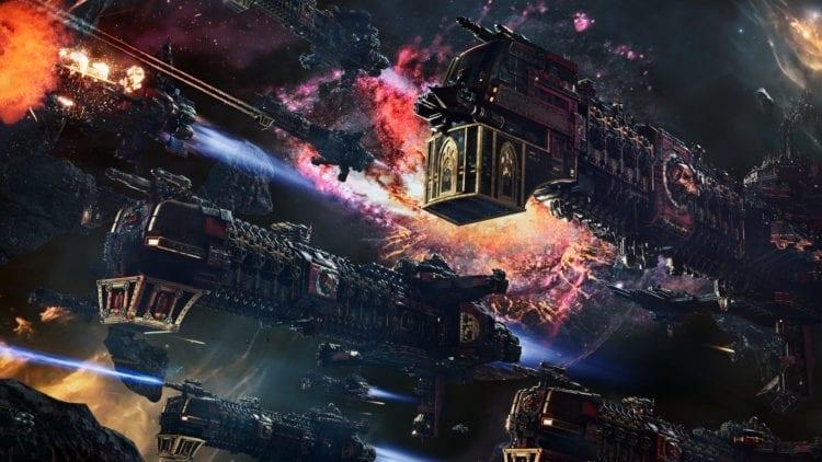 Weekly Pc Game Releases Battlefleet Gothic Armada 2