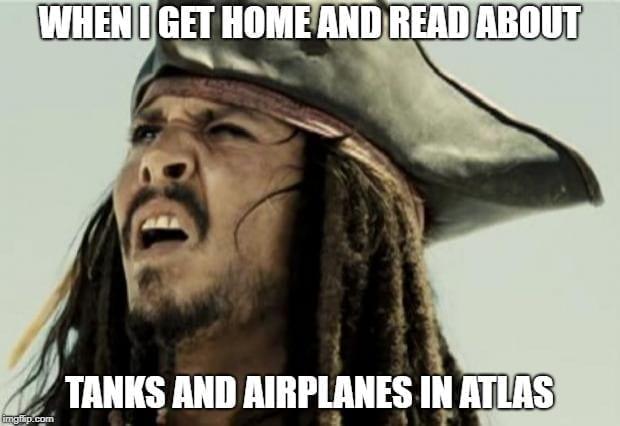 Atlas Meme