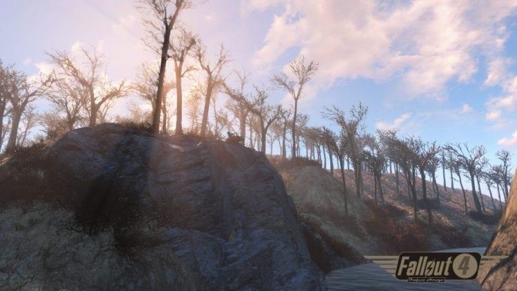 Fallout Arroyo Hills