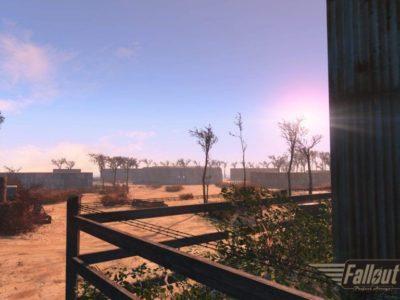 Fallout Arroyo Town