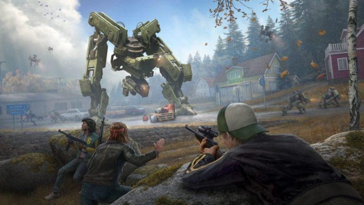 Swedish Robo-Survival RPG Generation Zero Coming In March