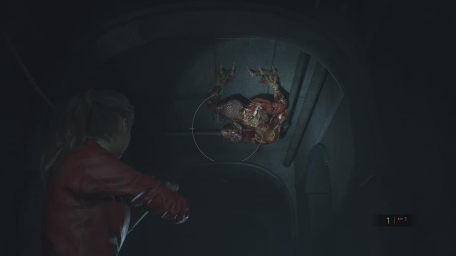 Resident Evil 2 Five