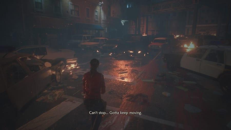 Resident Evil 2 One