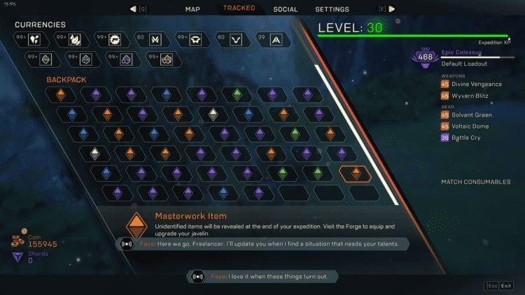 Anthem Loot Bug Nerf Loot Drops 1