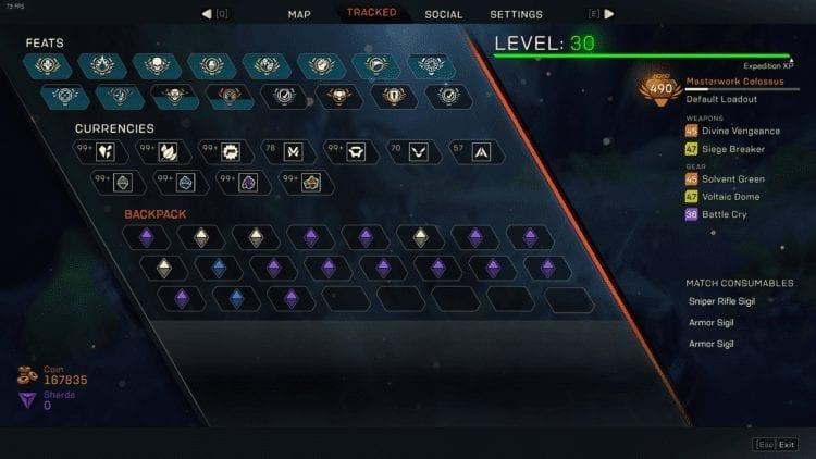 Anthem Loot Bug Nerf Loot Drops 2
