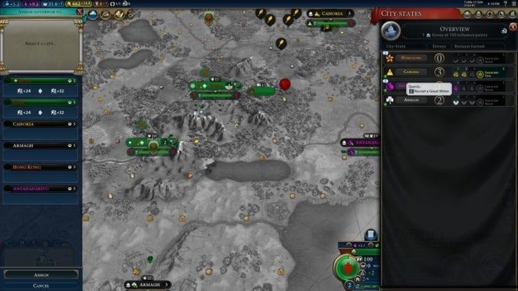 Civilization 6 Civ 6 Gathering Storm Hungary Deity Guide Amani 1st Assignment
