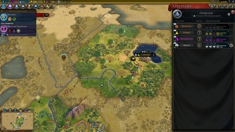 Civilization 6 Civ 6 Gathering Storm Hungary Deity Guide Amani Assignment 3