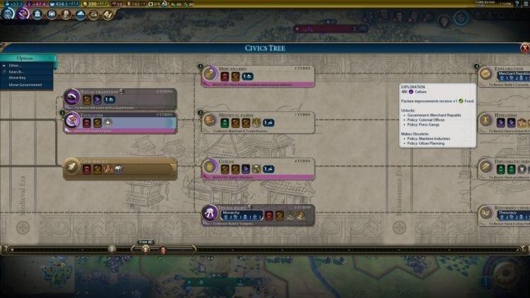 Civilization 6 Civ 6 Gathering Storm Hungary Deity Guide Civics Beeline