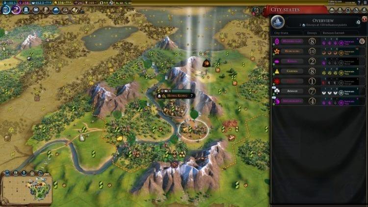 Civilization 6 Civ 6 Gathering Storm Hungary Deity Guide Hong Kong Free Crossbowmen