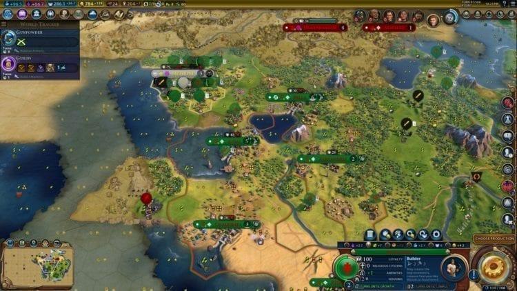 Civilization 6 Civ 6 Gathering Storm Hungary Deity Guide Macedonia War End