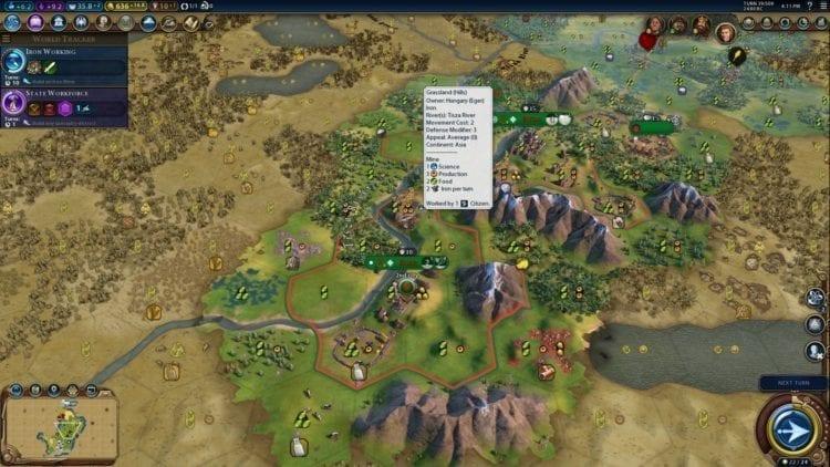 Civilization 6 Civ 6 Gathering Storm Hungary Deity Guide Second City (2)