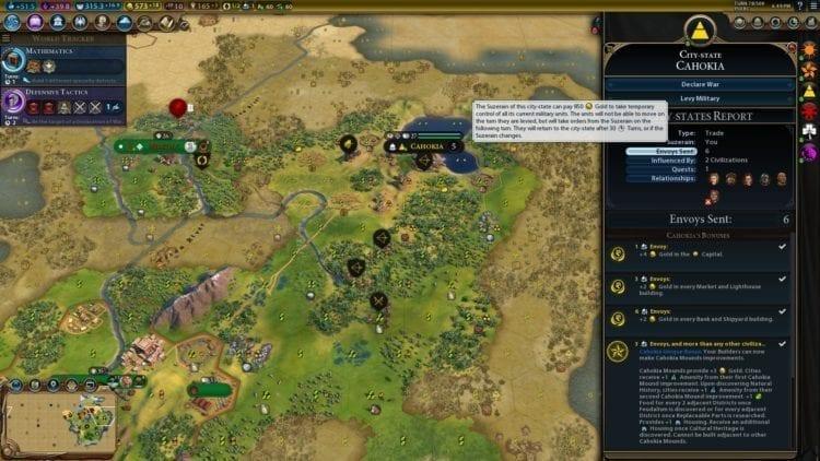 Civilization 6 Civ 6 Gathering Storm Hungary Deity Guide Third City Settled