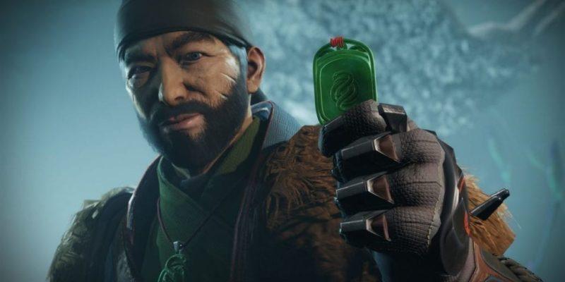 Destiny 2 Joker's Wild Gambit, Trials, Drifter