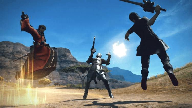 Final Fantasy Xiv Shadowbringers Final Fantasy 14 Final Fantasy 15 Noctis MMORPG Regalia