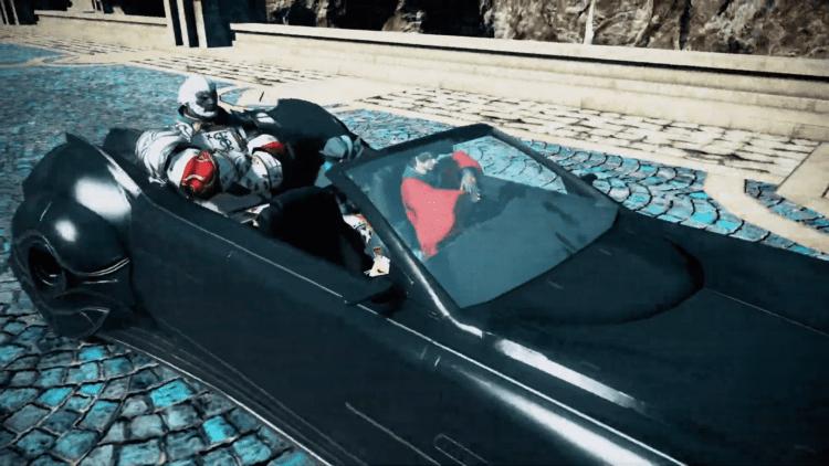 Final Fantasy XIV And XV Collaboration Trailer Shows Off Regalia Mount