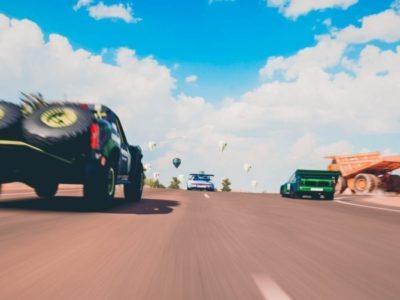 Forza Horizon 3 Formation Edited