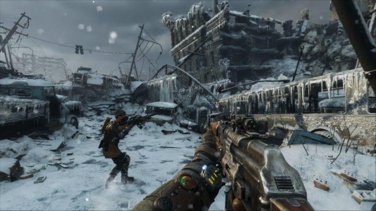 Metro Exodus Moscow Screenshot