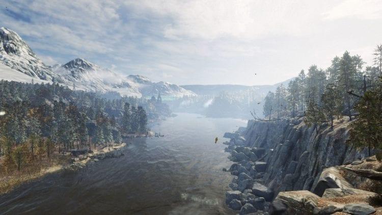 Metro Exodus Screenshot Scenery