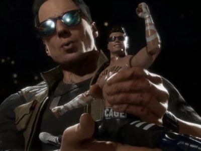 Mortal Kombat 11 Johnny Cage Reveal