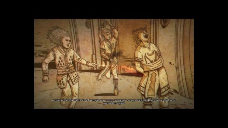 Preview Warhammer Chaosbane Elontir Story