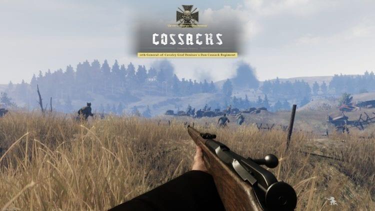 Tannenberg Review World War 1 Game Cossacks Star