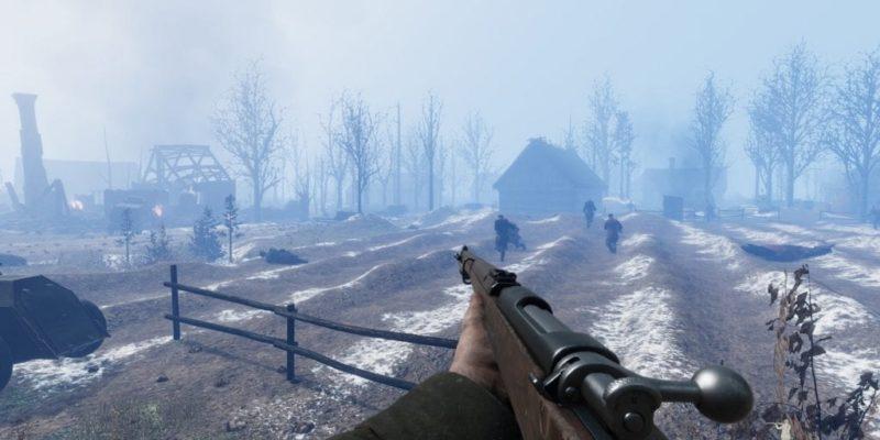 Tannenberg Review World War 1 Game Snow Assault