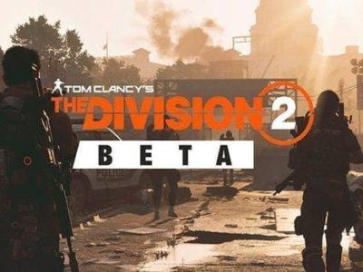 The Division 2 Private Beta 1083395