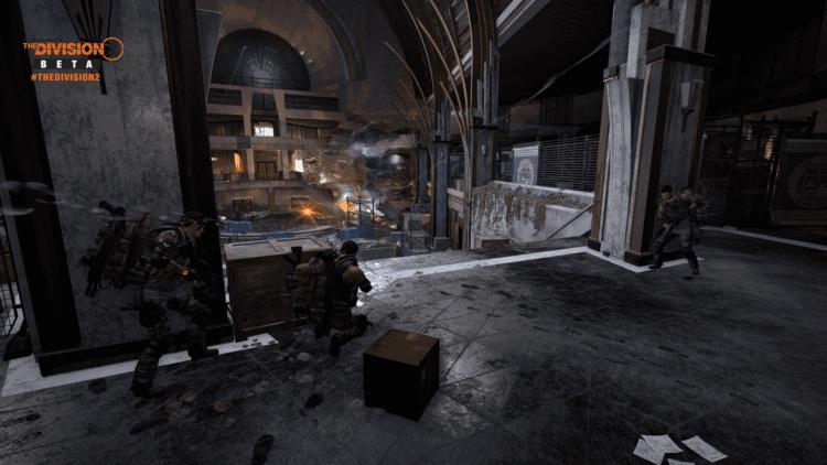 The Division 2 Beta: Endgame Impressions – Bulletsponge Squarepants