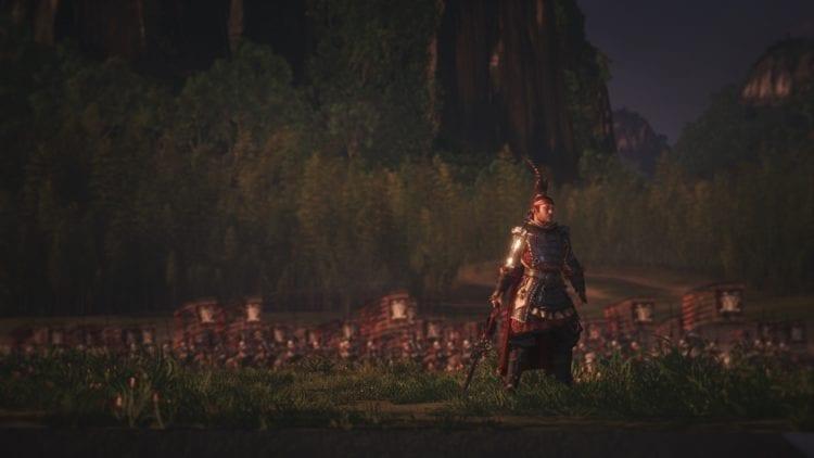 Total War Three Kingdoms Dong Zhuo Lu Bu Faction