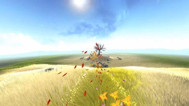 Flower, The PS3 Gem, Arrives On PC