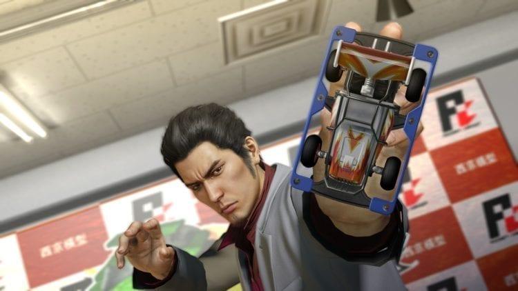 Yakuza Kiwami Pocket Circuit