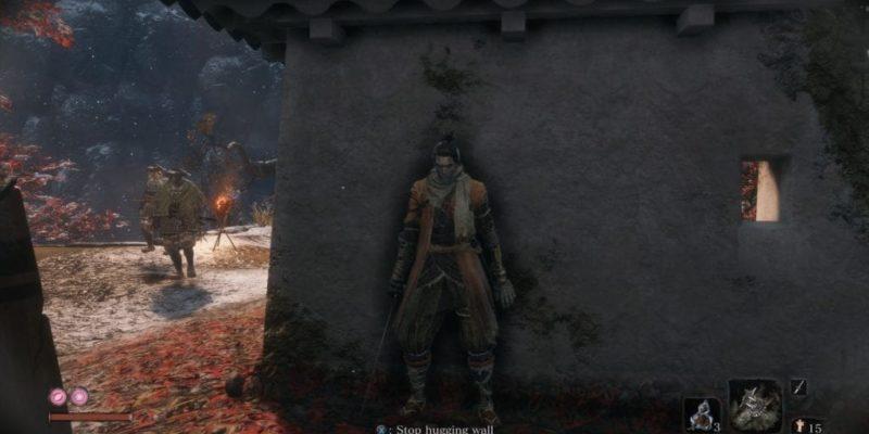 sekiro stealth