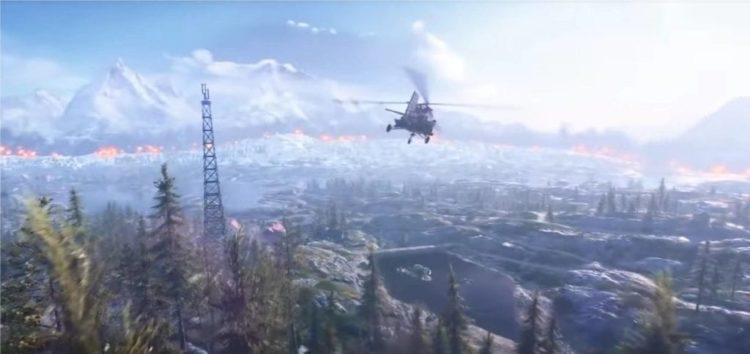 Battlefield V's Firestorm Is Going Live Next Week