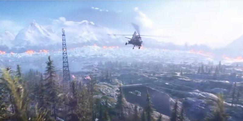 Battlefield 5 Firestorm Battle Royale Trailer