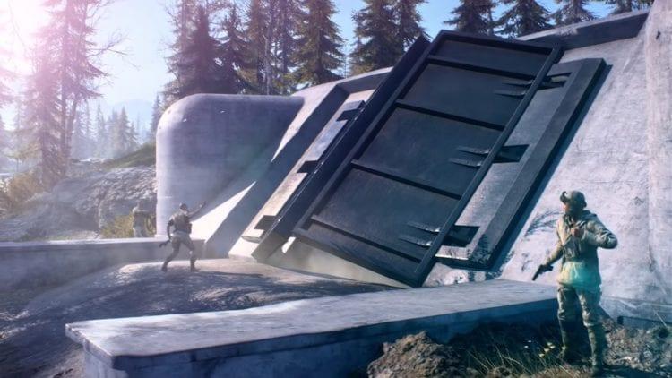 Battlefield V Firestorm Tank