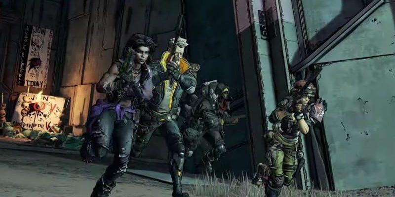 Borderlands 3 Announcement Trailer