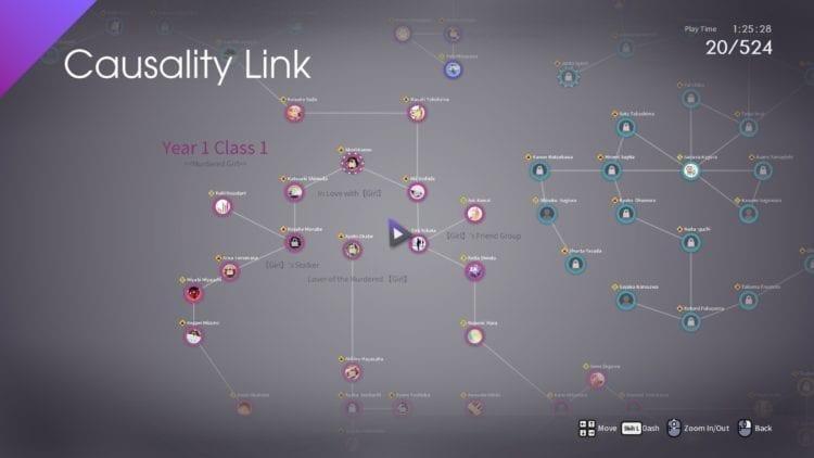 Caligula Effect Social Map