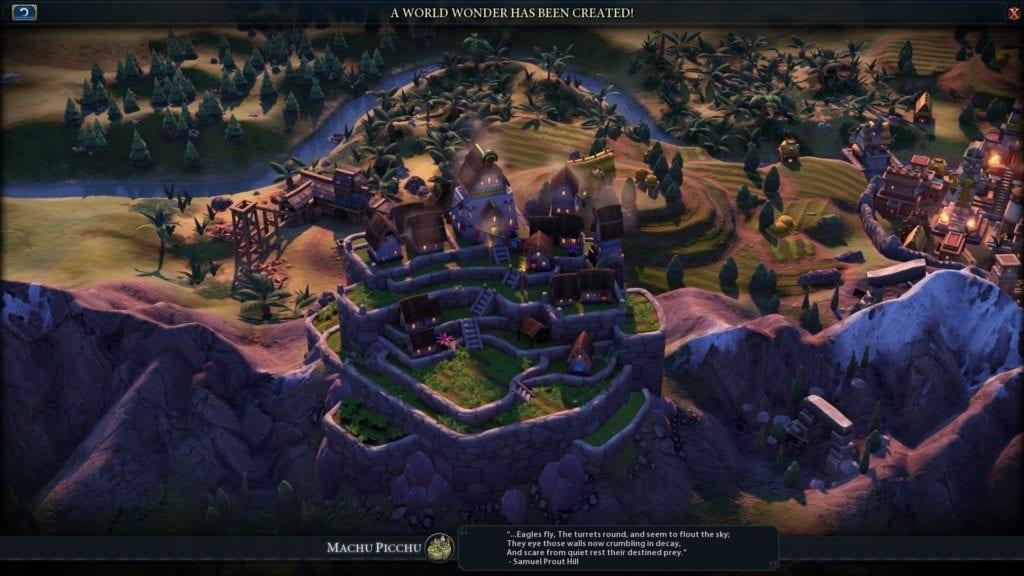 Civilization VI: Gathering Storm - Inca Deity Guide | PC Invasion