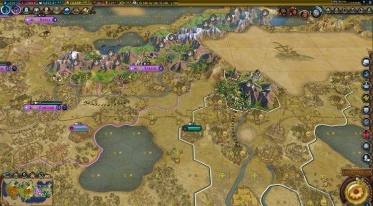 Civilization 6 Gathering Storm Inca Deity Guide Pachacuti Tunnels Persia Egypt