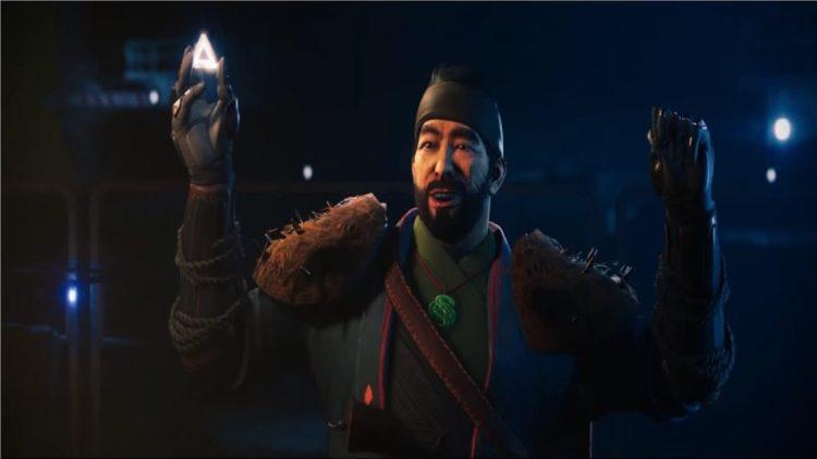 Destiny 2: Joker's Wild – The Allegiance Quest, Vanguard Versus Drifter