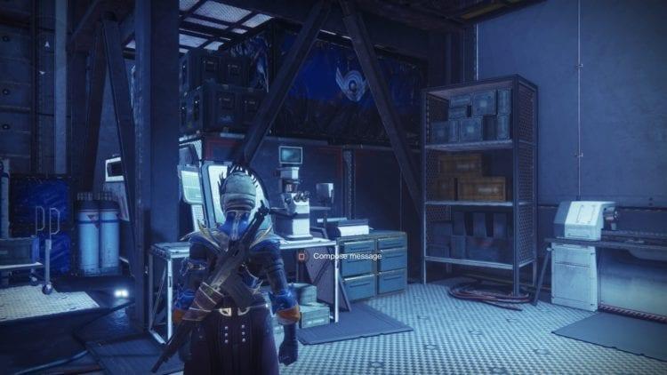 Destiny 2 Joker's Wild Drifter Vanguard Allegiance Quest Guide Hangar Terminal