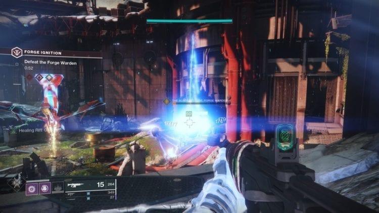 Destiny 2 Joker's Wild Leveling Guide 700 Pl Bergusia Forge