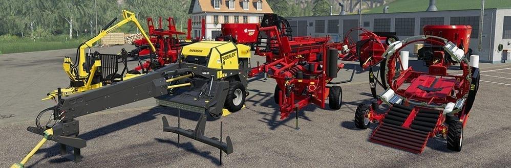 Farming Simulator 19 Anderson Group Dlc 2