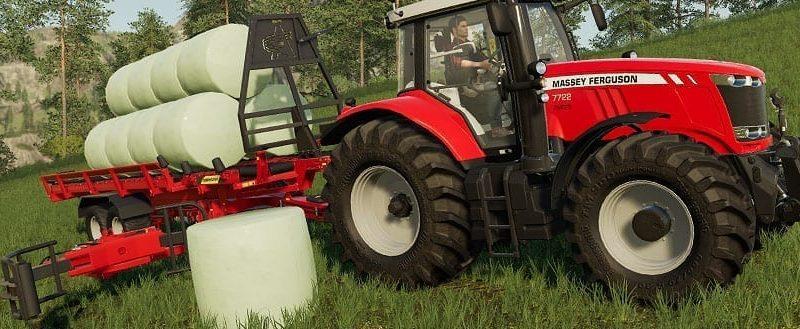 Farming Simulator 19 Anderson Group Dlc
