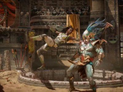 Mortal Kombat 11 Kotal Kahn Reveal