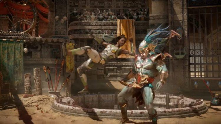 Mortal Kombat 11's Kotal Kahn Gets Bodied In His Own Reveal Trailer